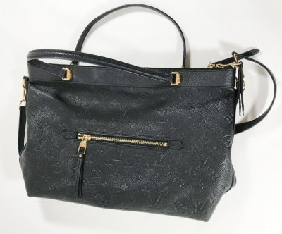 Louis Vuitton Bastille MM Empriente Black