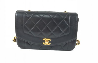 Chanel Diana Single Flap Bag