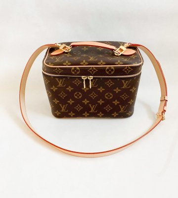 Louis Vuitton Nice BB with strap