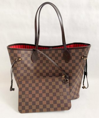 Louis Vuitton Neverfull MM Damier Canvas