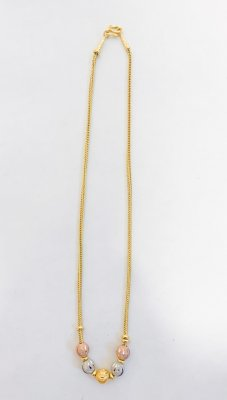 Gold 23k, Necklace 15.2g