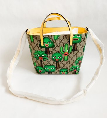 Gucci Mini Tote with strap