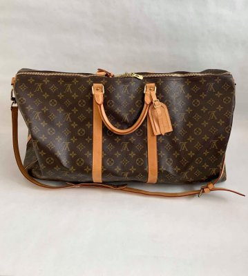 Louis Vuitton Keep All 60 Bandelier