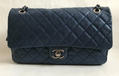 Chanel Easy Caviar 12 Blue Caviar SHW