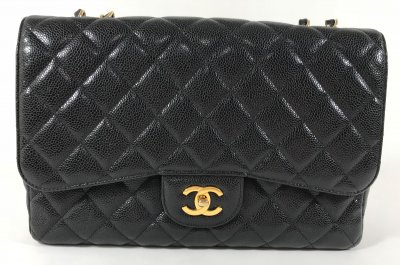 Chanel Classic Single Jumbo Flap Bag