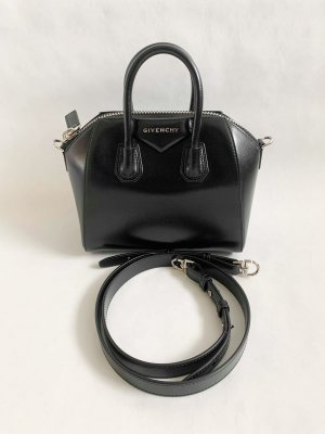 Givenchy Antigona Mini in Black Leather