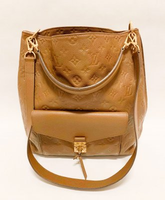 Louis Vuitton Metis Empriente Leather