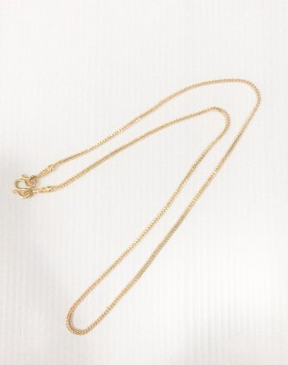 Gold 23k, Necklace, 15.2g