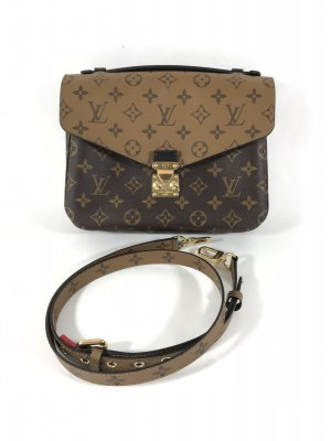 Louis Vuitton Pochette Metis Two-Tone