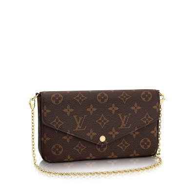 Louis Vuitton Felicie GM monogram canvas