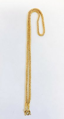 Gold 23k, Necklace 45.6g
