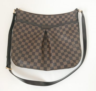Louis Vuitton Bloomsberry MM Damier Canvas