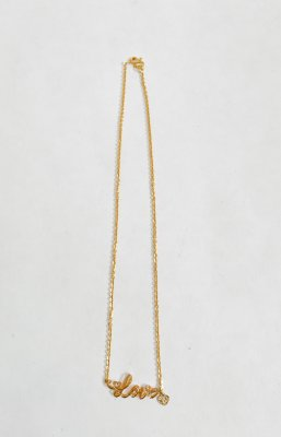 Gold 23K, Necklace 7.6g