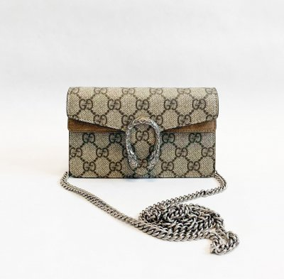 Gucci Dionysus GG Supreme Super Mini
