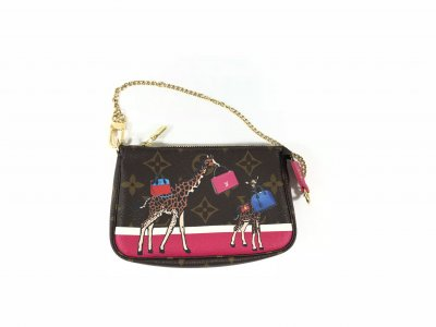 Louis Vuitton Mini Porchett Xmas Gira