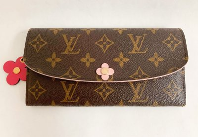 Louis Vuitton Emilie Flow Wallet