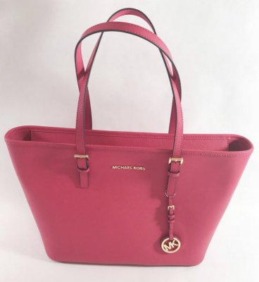 Michael Kors Tote Pink Leather