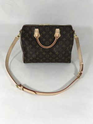 Louis Vuitton Speedy 30 Bandolier Monogram Canvas