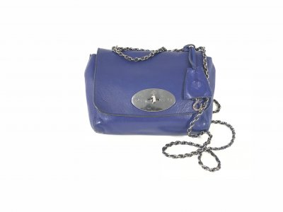 Mulberry Lily Leather Bag