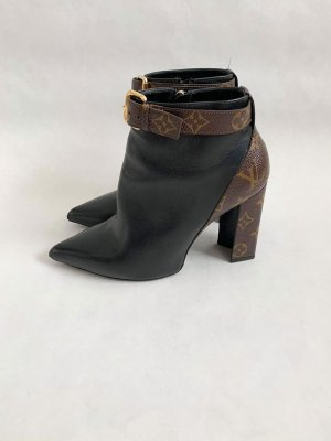 Louis Vuitton Matchmake Low Boots Size 38