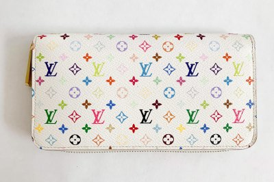 Louis Vuitton Zippy Wallet Multicolore