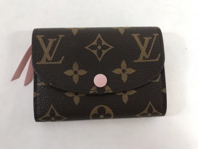 Louis Vuitton Coin Purse Porte-monnaie Rosalie