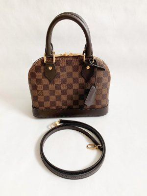 Louis Vuitton Alma BB Damier Canvas
