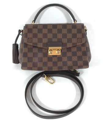 Louis Vuitton Croisette Damier Canvas