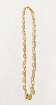 Gold 23K. Necklace 45.6g