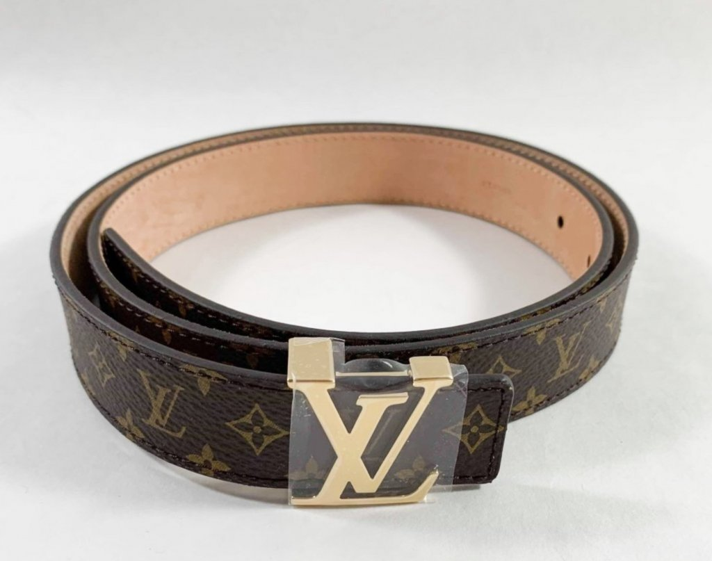 Louis Vuitton Belt Size 80